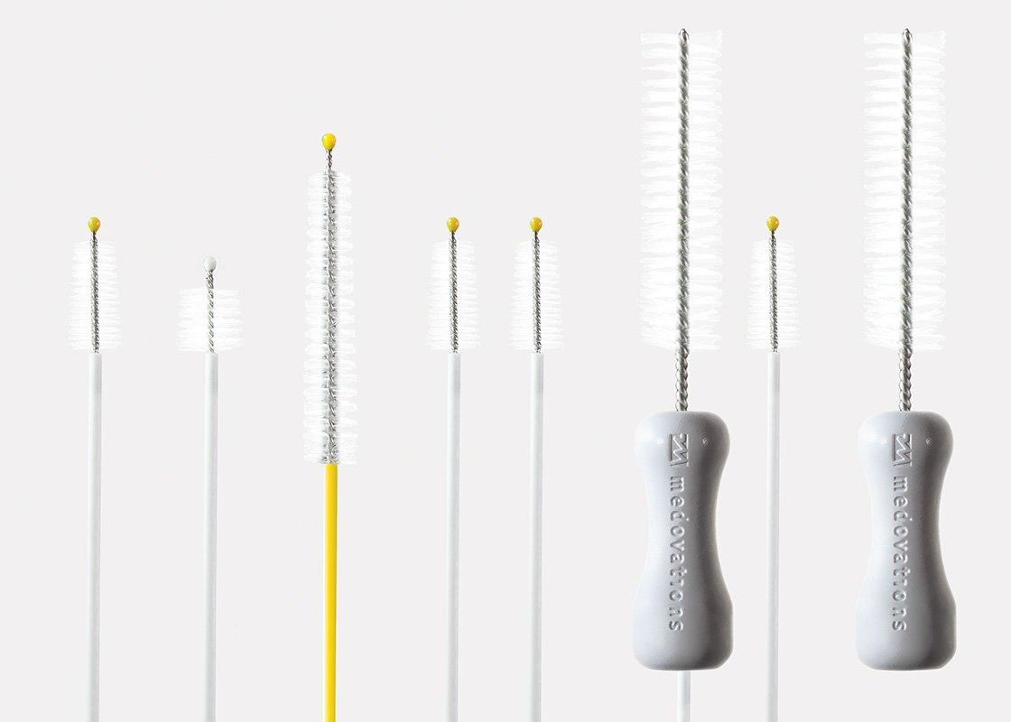 CleanFreak Endoscope Cleaning Brushes