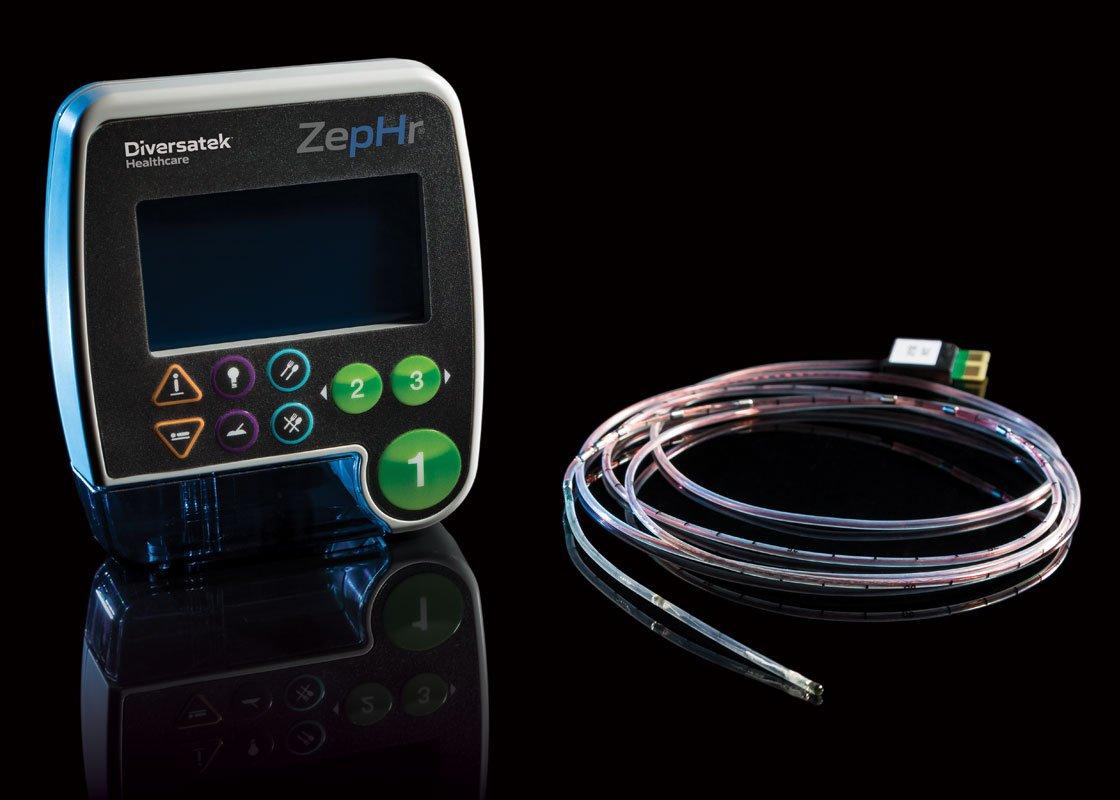 zephr with probe