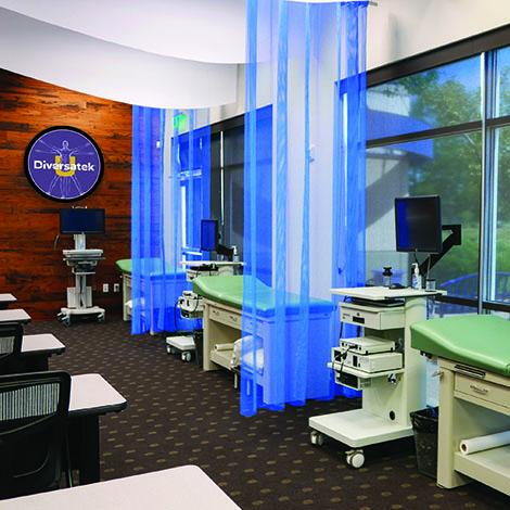 Diversatek Training Room Beds